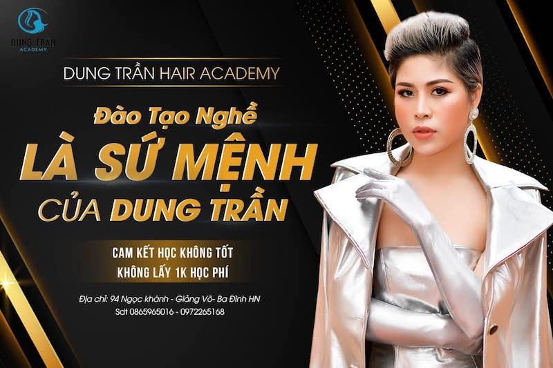Salon tóc Dung Trần - Sự lựa chọn hàng đầu của phụ nữ Việt
